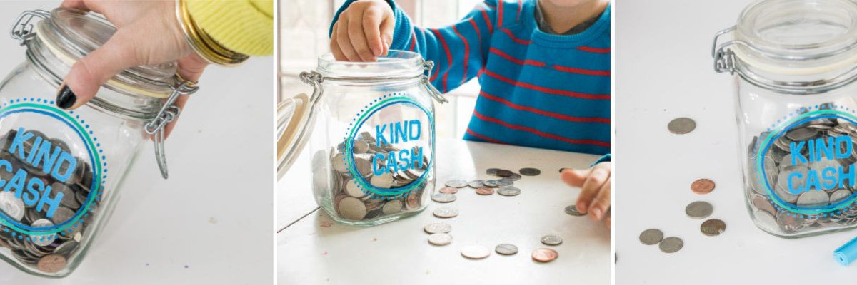 Painted Kindness Reward Jar