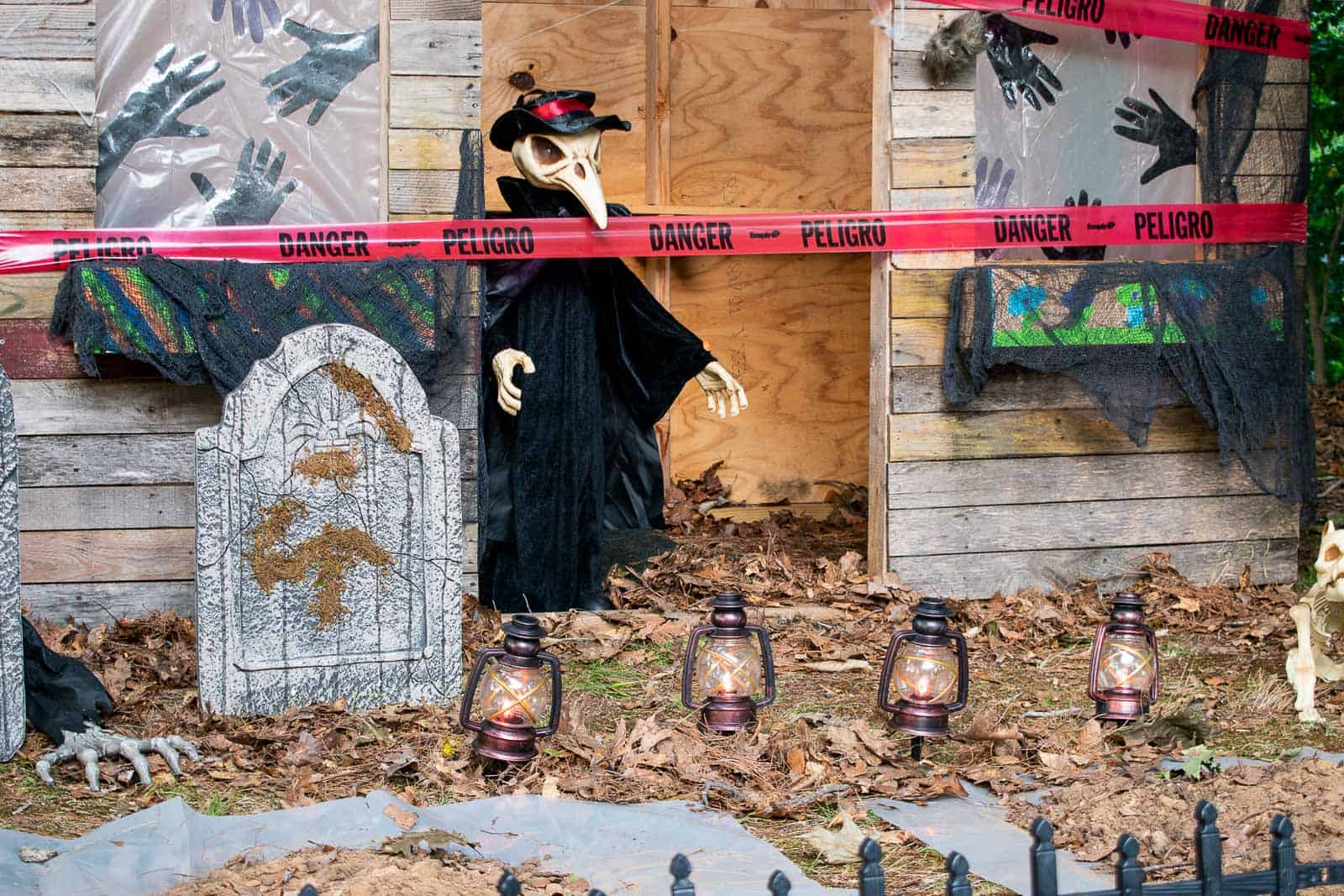 victorian reaper graveyard