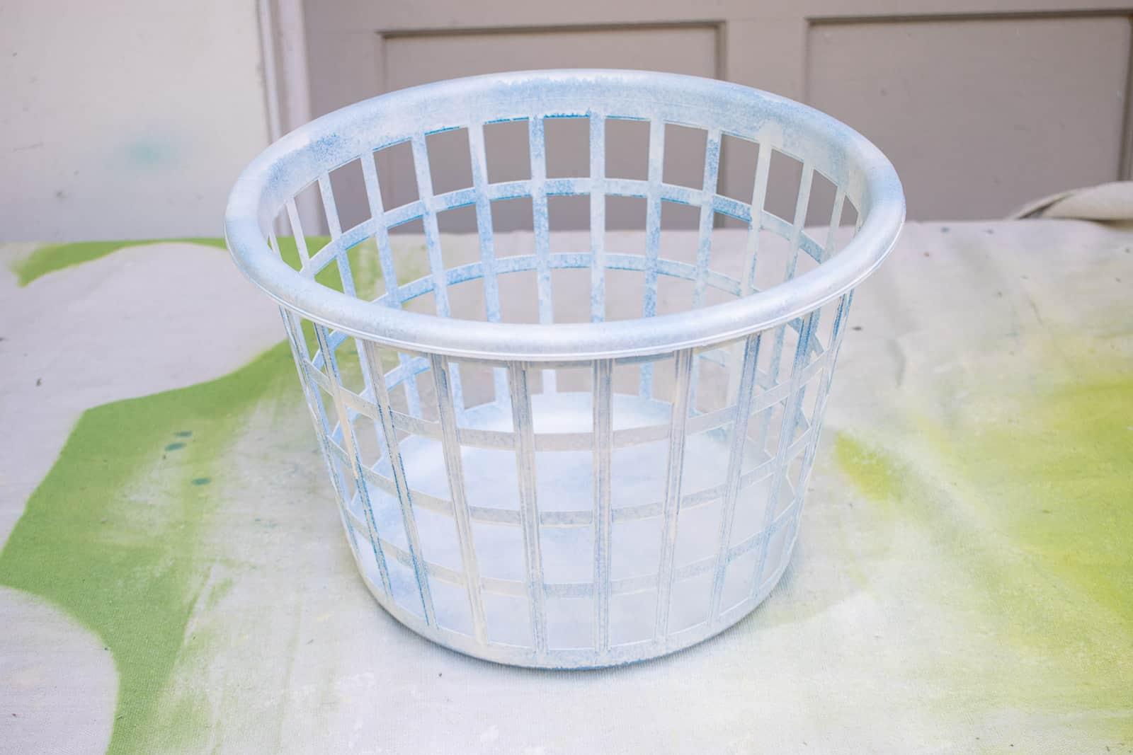 prime the basket