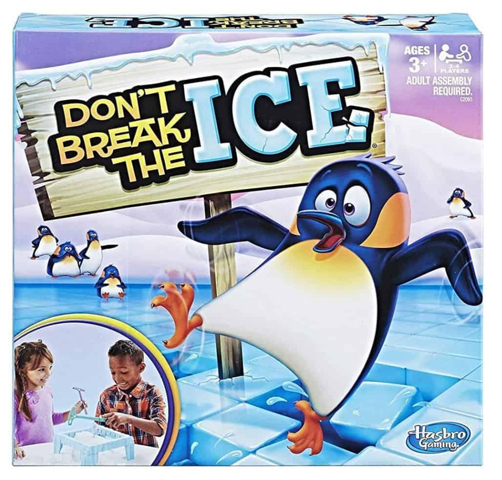 don't break the ice
