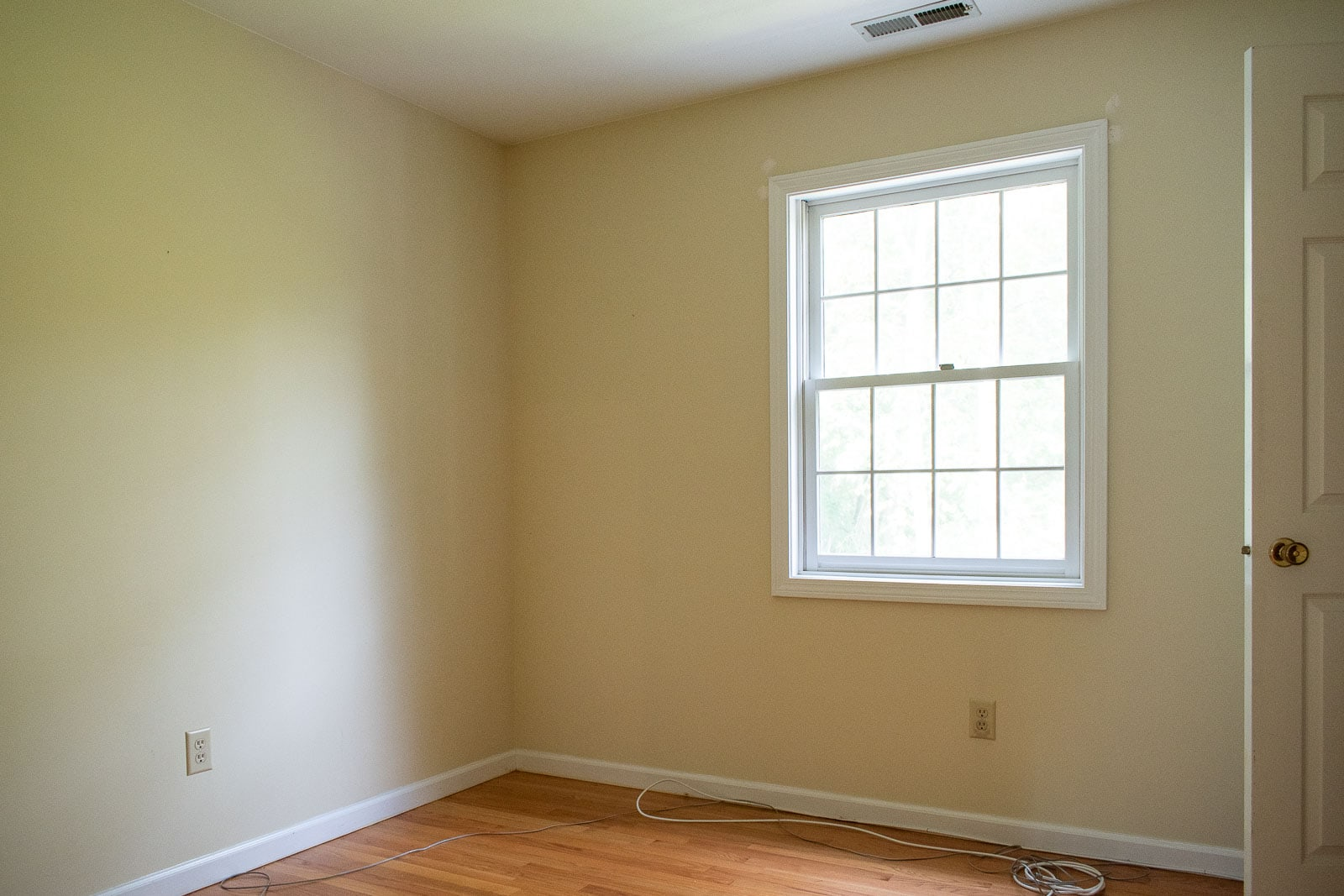 empty boys room