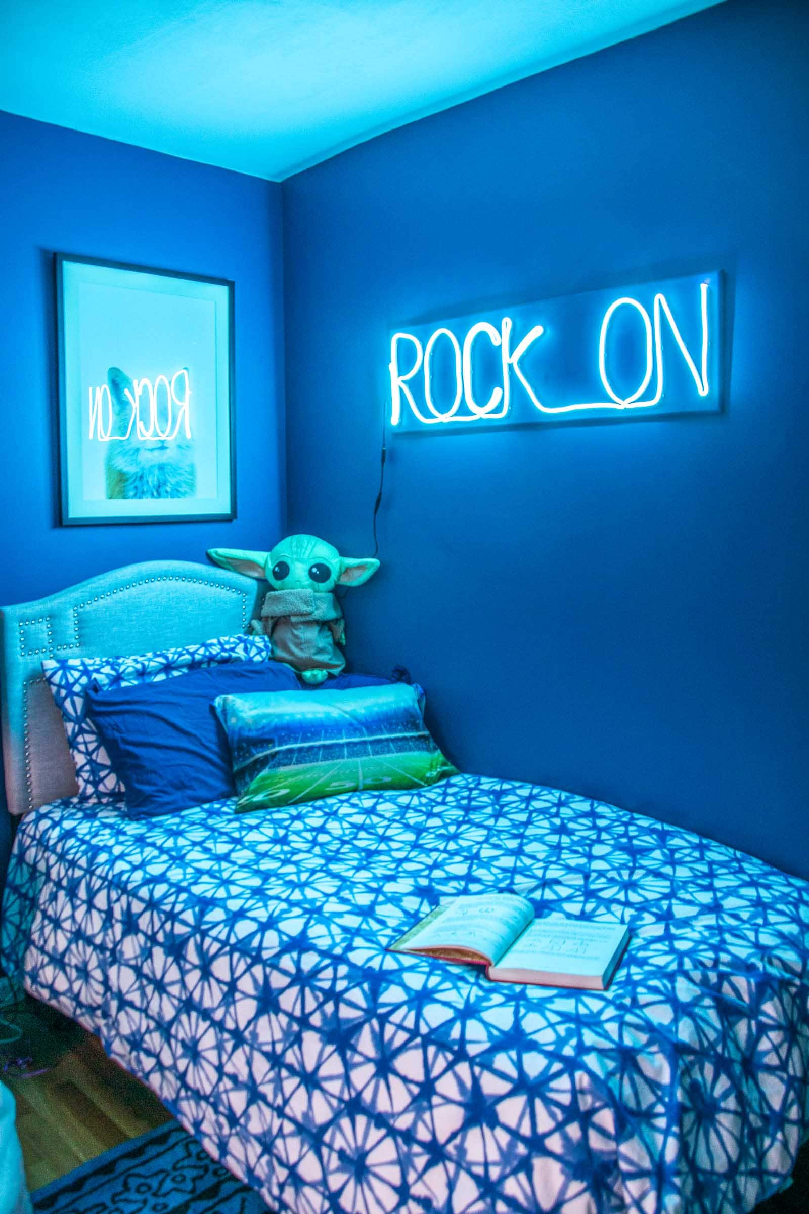 how to make a neon sign