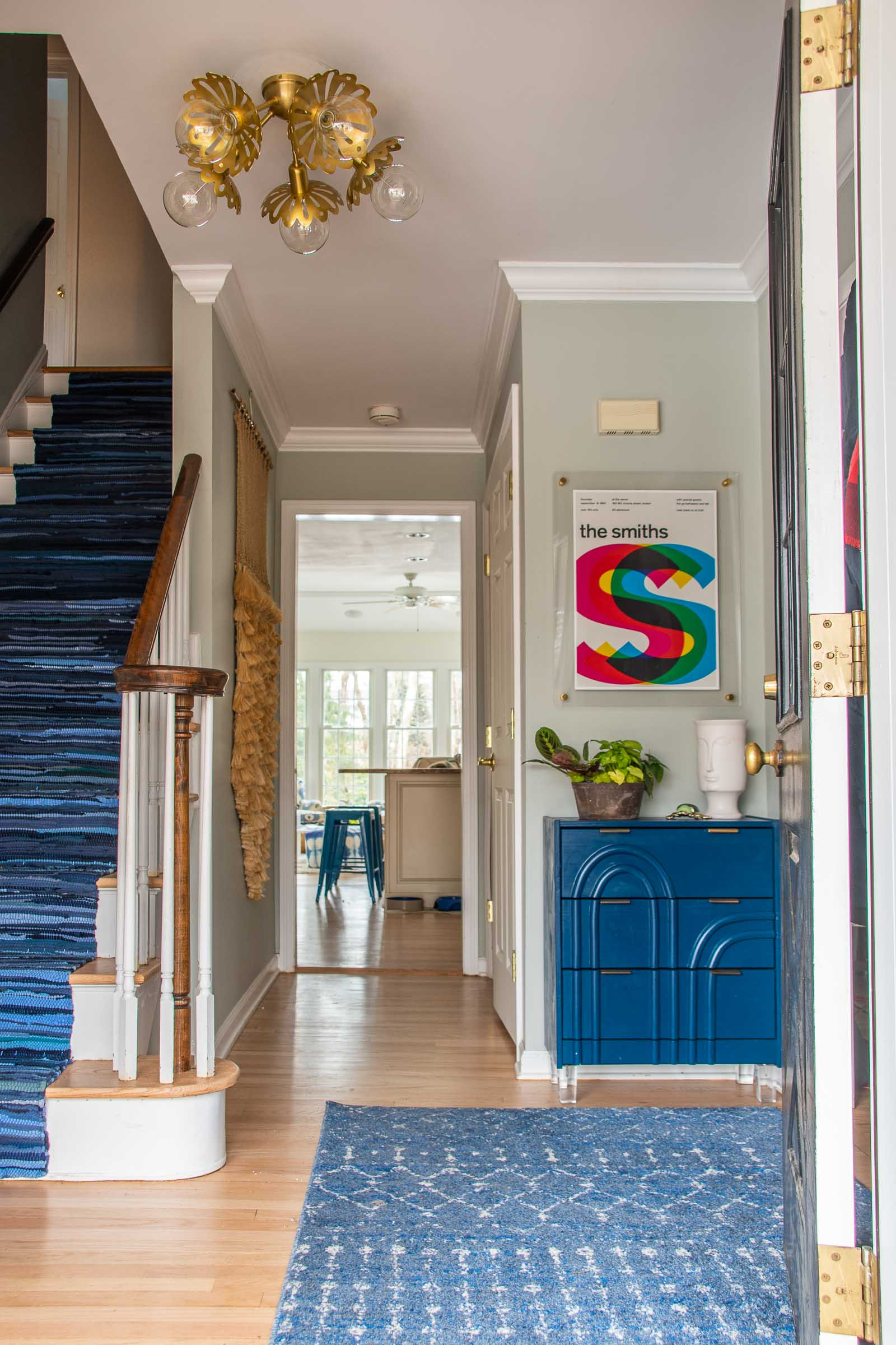 how to install a stair runner byyourself