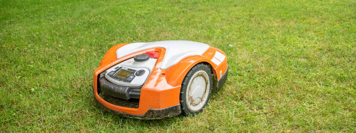 All the Details about our iMow® Robot Lawn Mower