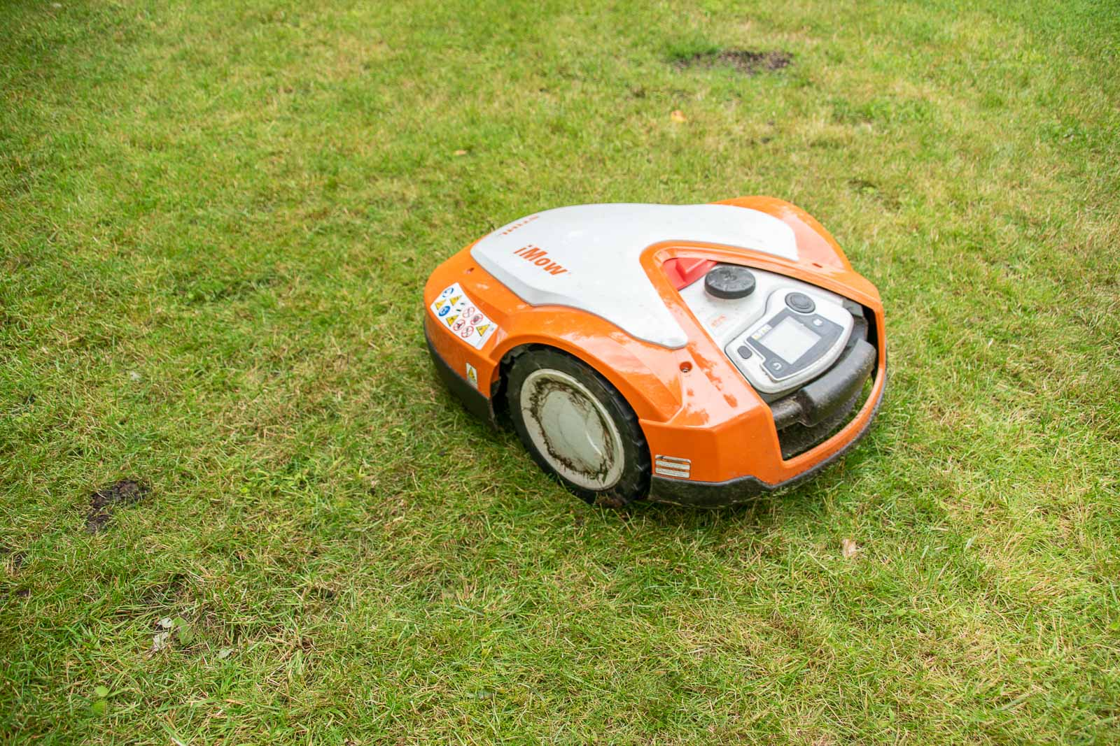 imow lawn mower